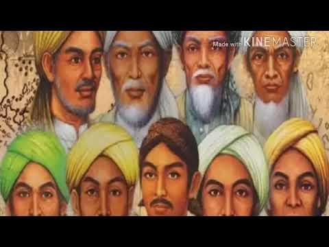 Abuya uci-Kisah keturunan wali songo