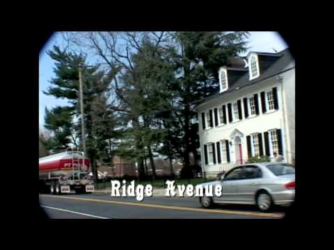 ▲Nik: Ridge Ave - Oldest Road in USA - Roxborough & Manayunk Movie - Nik Stamps