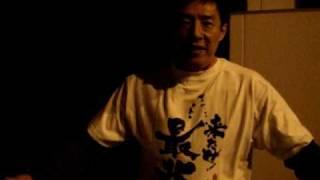 松岡修造さんの公式サイトから転載しました。