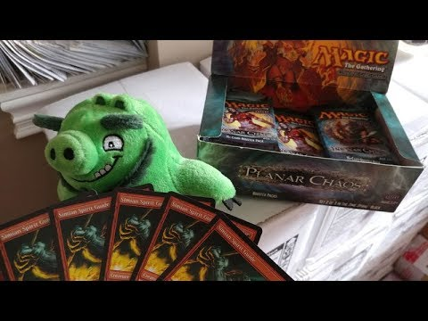 2007 Planar Chaos Booster box = WE ARE GOING BACK TO THE Glory Days