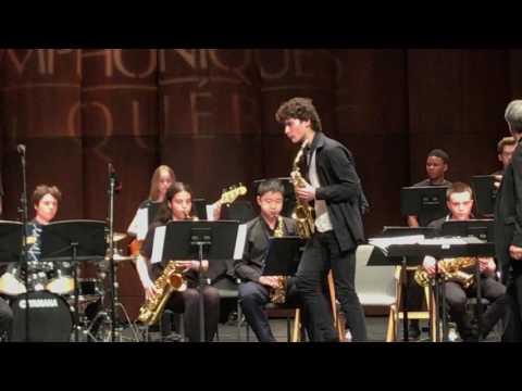 L'édition 2017 du Festival des harmonies et orchestres symphoniques du Québec Jazz Band St-Luc