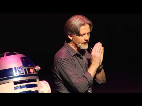 Robots, spaceships, and greeblies -- build your dream: Chris Lee at TEDxNashville