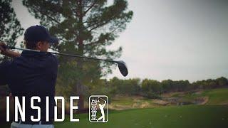Jordan Spieth's process off the tee