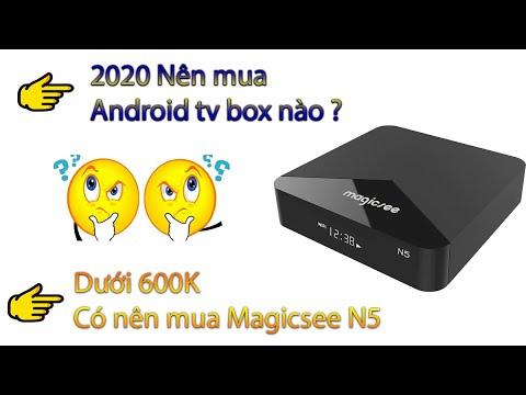 2020 rồi ! Có nên mua Magicsee N5 || Đánh giá chi tiết Android tv box rẻ cực rẻ dưới 600K .