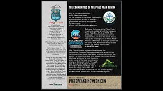 Program Guides Are Out For Pikes Peak Bike Week 2017