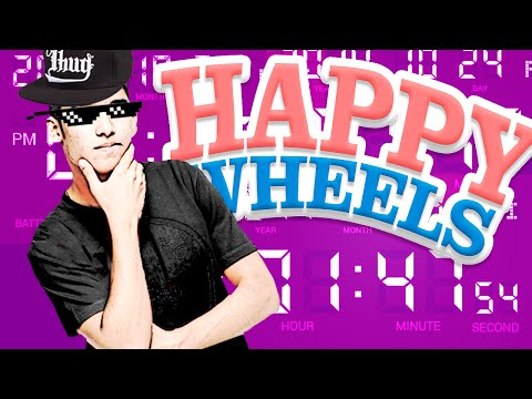 O CÓDIGO SECRETO !! - HAPPY WHEELS