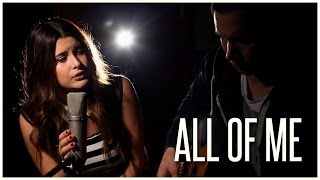 All of Me - John Legend (Savannah Outen Acoustic Cover)
