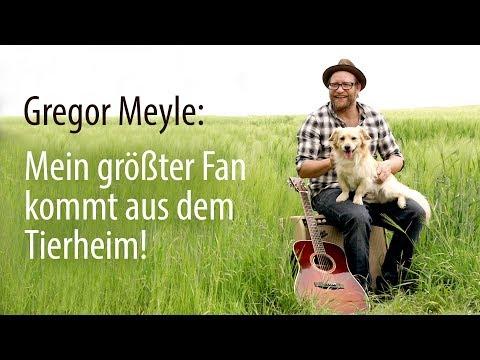"""Gregor Meyle und Charlie für PETA: """"Adoptieren, nicht kaufen!"""" - beliebter Ausnahmesänger hat tierischen Mitbewohner aus Zypern adoptiert"""