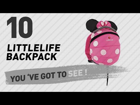 Littlelife Backpack Great Collection, Just For You! // UK Best Sellers 2017