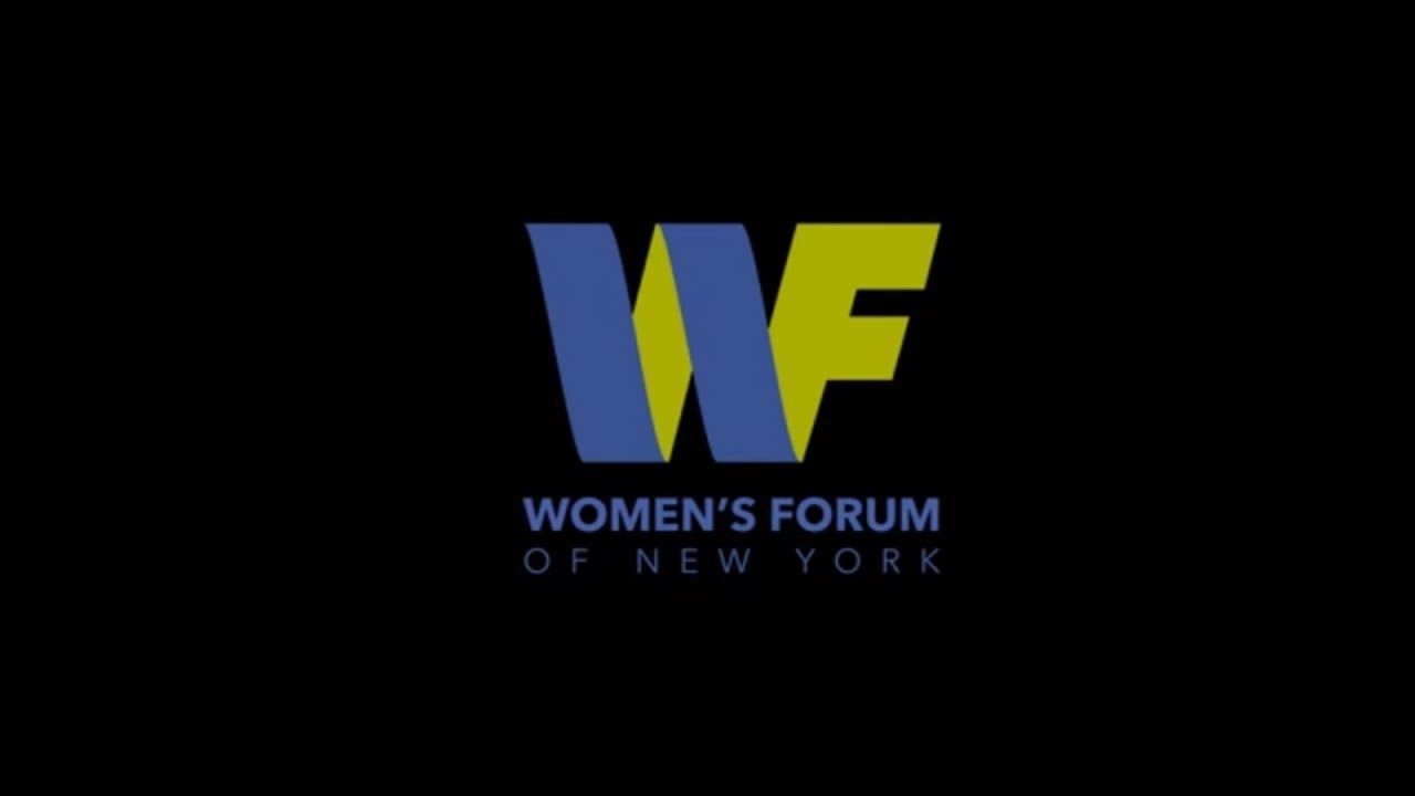 About the Women's Forum of New York - Women's Forum of New York