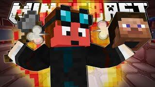 Minecraft | TDM RAMPAGE!! | The Lab Minigame