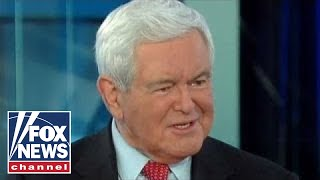 Newt Gingrich speaks out about deep state corruption
