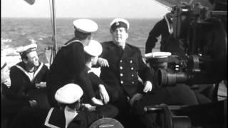 Flaadens blaa Matroser (1937) - Store forhold - brillante tider (Ib Schønberg)