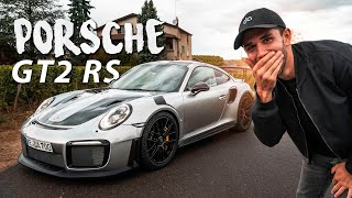 321 Km/h im PORSCHE GT2 RS! | Daniel Abt
