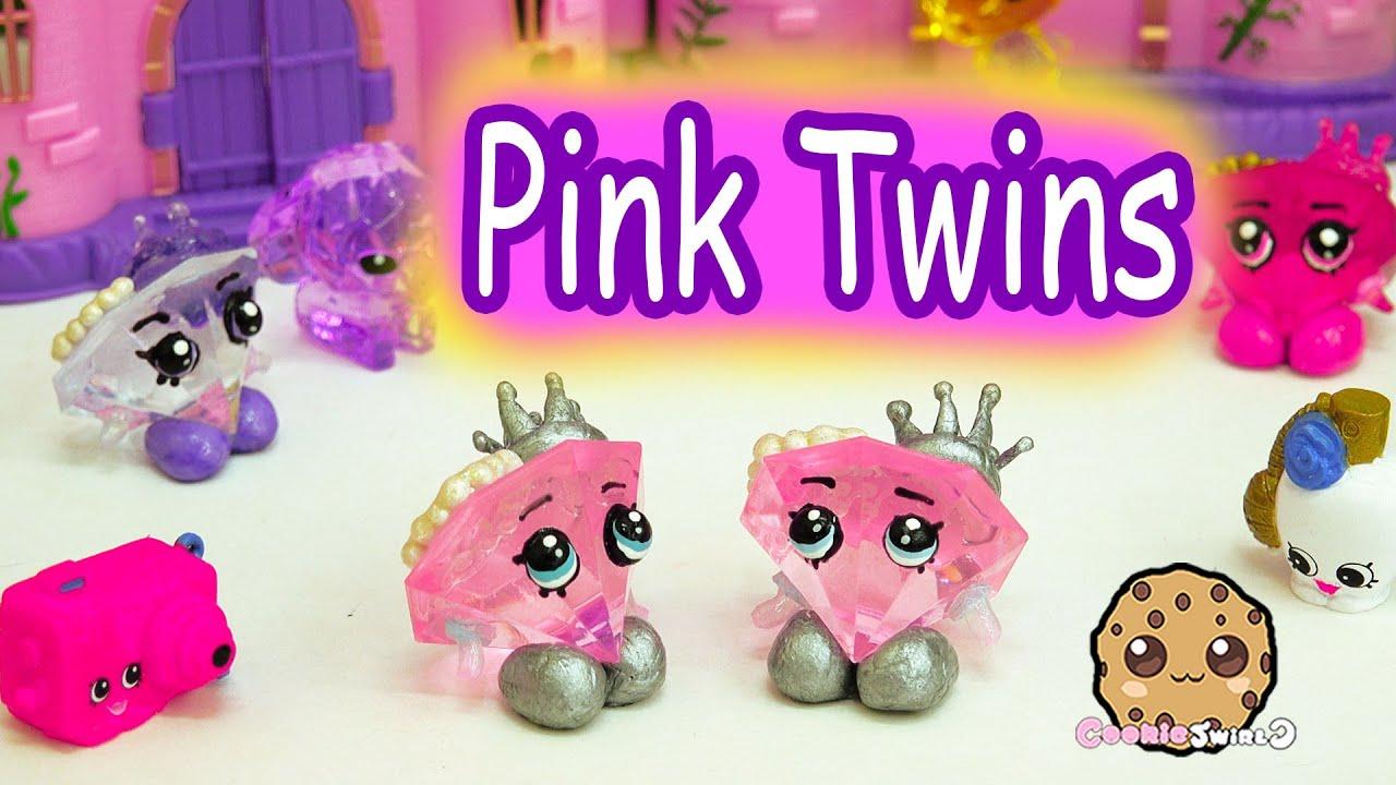 Diy pink diamond twins gemma stone shopkins inspired custom do it diy pink diamond twins gemma stone shopkins inspired custom do it yourself craft video solutioingenieria Images