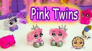 DIY Pink Diamond Twins GEMMA STONE Shopkins Inspired Custom Do It Yourself Craft Video