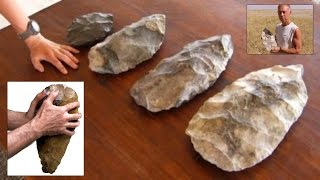 stone axes used by giants found in africa?