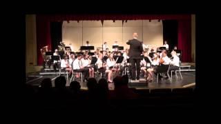 SHHS Concert Winds- Proclamations- 3/6/12