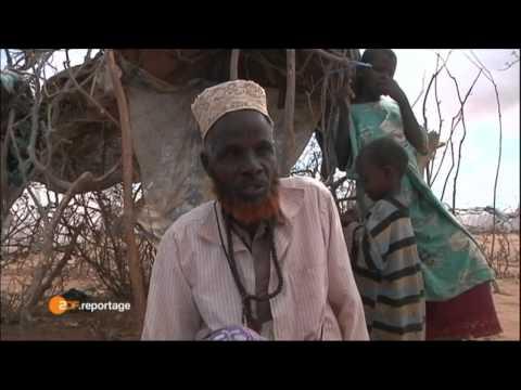 Wettlauf gegen die Zeit - Hungersnot in Afrika zdf.reportage
