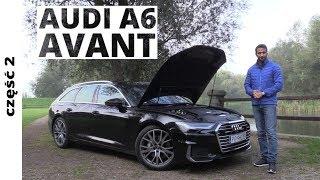 Audi A6 Avant 3.0 V6 286 KM, 2018 - techniczna część testu #404
