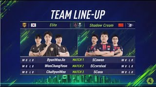 Shadow Cream vs Elite - Vòng Bảng Ngày 1 [EACC Spring 2019]