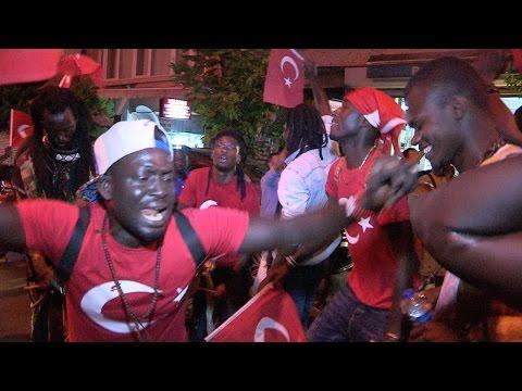 Türkiye'yi Gururlandıran AFRİKALI Kardeşlerimiz