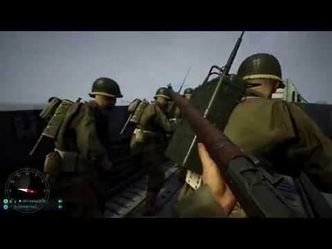 Post Scriptum Normandy D-Day Beach Landing Event OSS