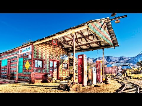 Chloride Ghost Town - TMOW (Traveling My Own Way)