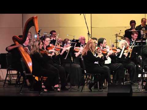 West Side Story – Orchestral Suite – The Carolina Philharmonic, David Michael Wolff, conductor