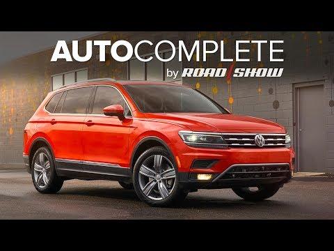AutoComplete: VW slashes 2018 Tiguan prices