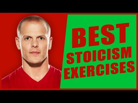 The Best Stoicism Exercises (Tim Ferriss, Robert Greene, Arianna Huffington, Alain De Botton, +more)