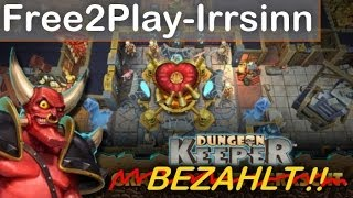 Dungeon Keeper (Mobile) ist eine Free2play-Abzocke