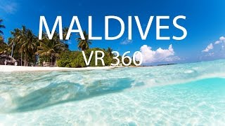 Maldives VR 360 - 4K Video