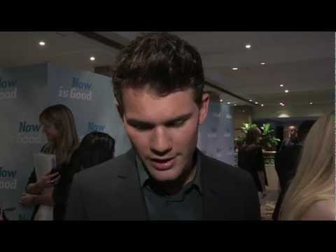 Now Is Good - European Premiere Interviews
