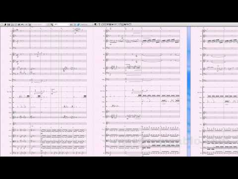 Southern Pastures (Mini Suite for Orchestra) by Matthew Pablo [Sibelius] [HD]