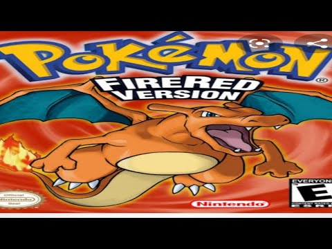 2019  POKEMON FIRERED VERSION, INSTALLATION IN ANY ANDROID PHONE (GBA EMULATOR)