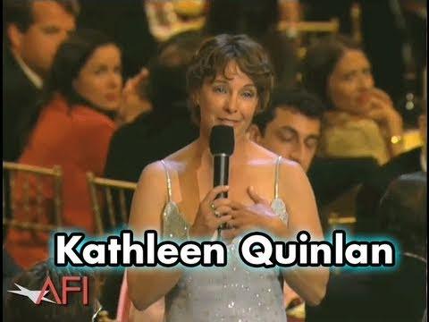 Kathleen Quinlan Salutes Tom Hanks at AFI Life Achievement