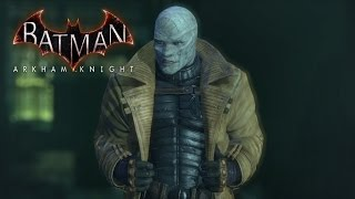 Batman Arkham Knight Wanted Friend In Need Hush