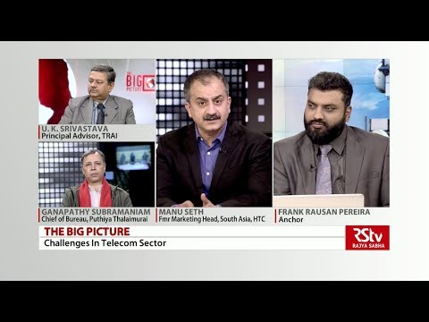 The Big Picture - Challenges in Telecom Sector