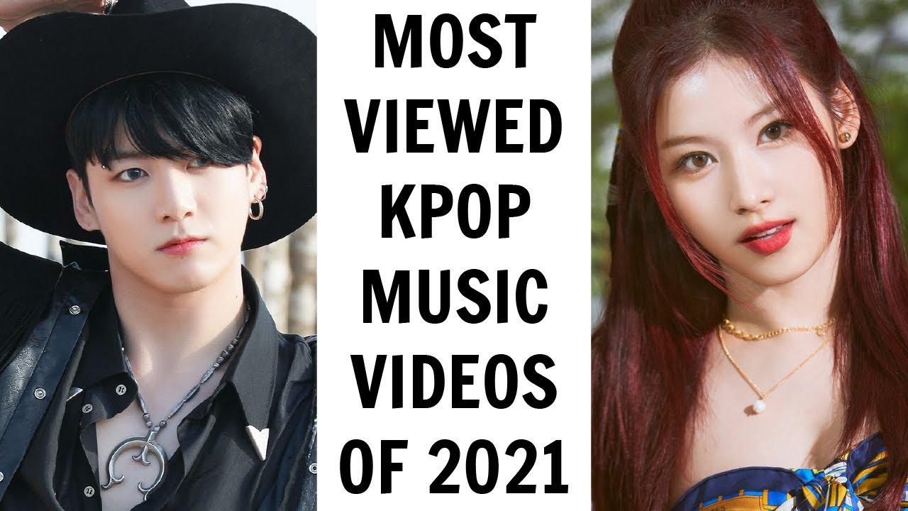 [TOP 50] MOST VIEWED KPOP MUSIC VIDEOS OF 2021   July (Week 3)