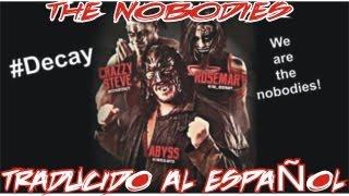 "Marilyn Manson- The Nobodies ""DECAY TNA Theme"" (Traducido al Español)"