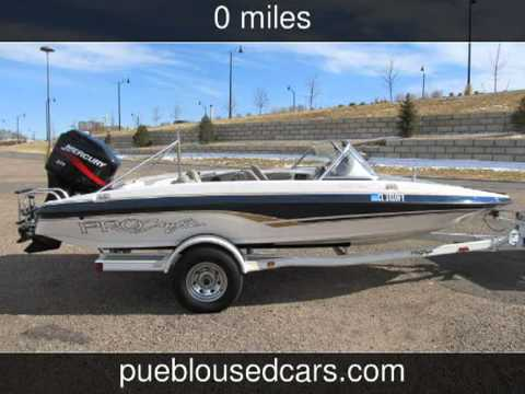 2002 ProCraft 180C Combo Fish & Ski 200HP Mercury OB W/Trailer & Troll Motor 1-Owner  Used Boats - P