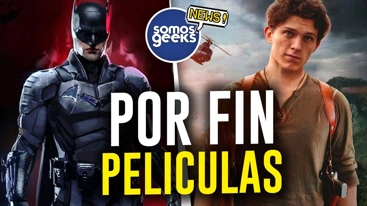 ¡POR FIN! Nuevos Avances, Películas y Series - THE BATMAN - WANDAVISION - UNCHARTED - FALCON AND THE