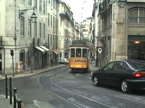 Public Transport in Lisbon in 2005
