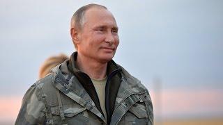 Владимир Путин арестован в США
