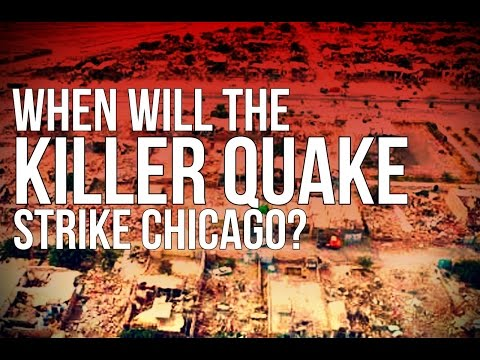 FEMA prepped for Chicago Killer Quake!