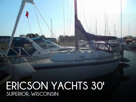Used 1980 Ericson Yachts 30 Plus for sale in Superior, Wisconsin