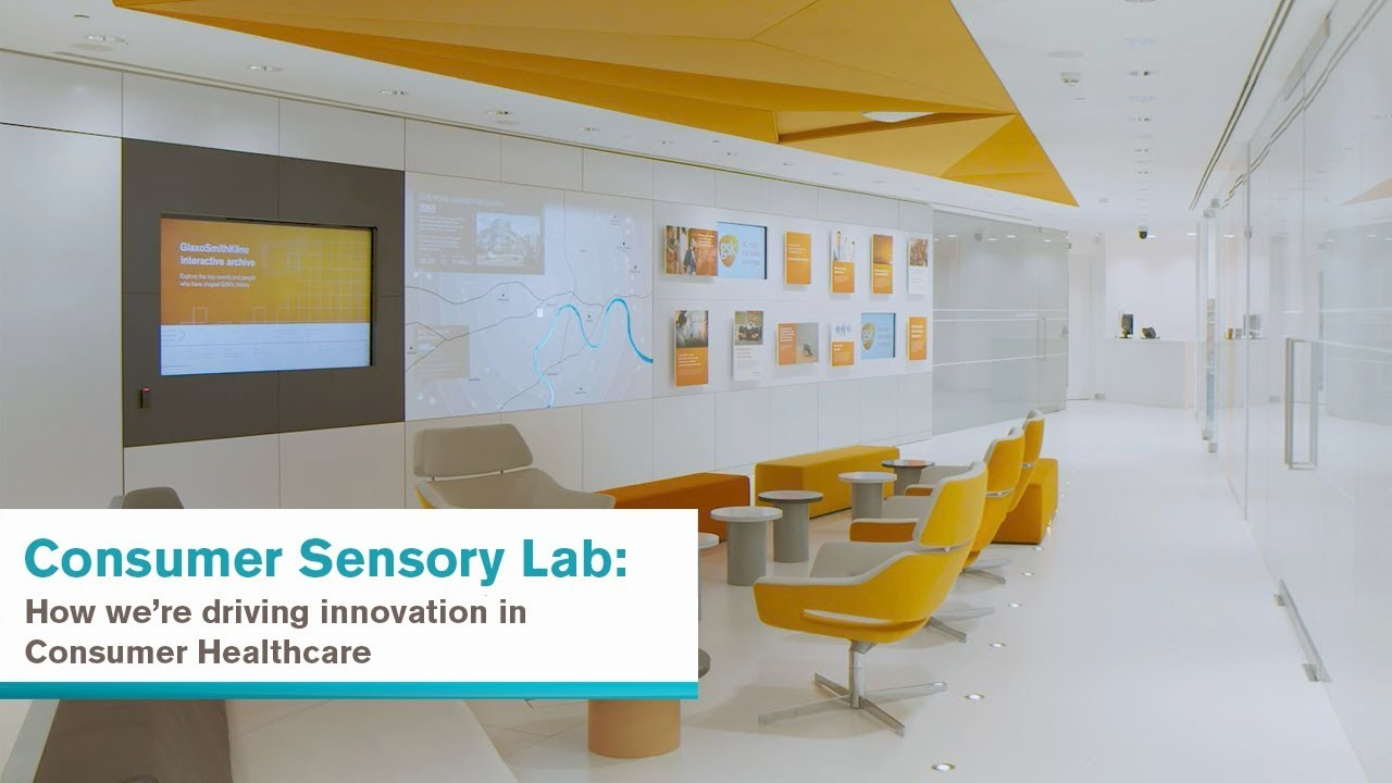 Consumer Sensory Lab: How we're driving innovation in Consumer Healthcare