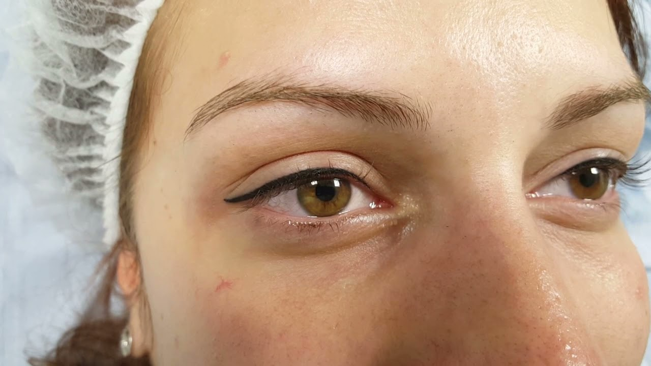 Classic Latino Winged Eyeliner Permanent Makeup by El Truchan @ Perfect Definition