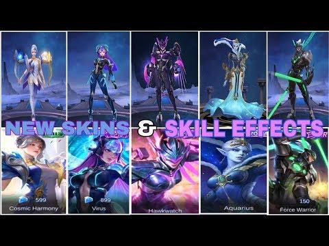 Mobile legends new skin | Mobile legends new hero | New event Mobile legends | Zodiac skins ml